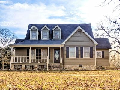 Williamson Single Family Home Under Contract: 4934 Blanton Mill Rd