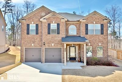 Snellville Single Family Home For Sale: 8039 Hillside Climb Way