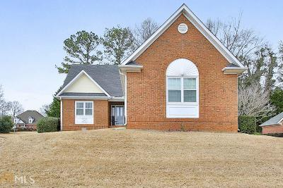 Fayetteville Single Family Home For Sale: 90 Fenwyck Commons