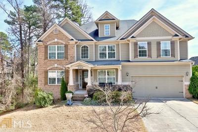 Snellville Single Family Home Under Contract: 2184 Park Manor Vw