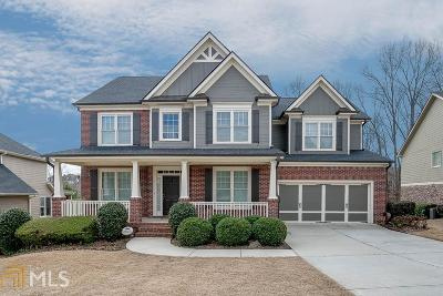 Flowery Branch Single Family Home For Sale: 7227 Lake Sterling Blvd