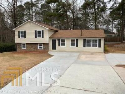 Duluth Single Family Home For Sale: 2417 Old Peachtree