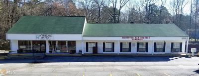 Stockbridge Commercial For Sale: 3200 Highway 42 N