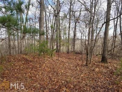 Dawson County Single Family Home Under Contract: Moss Overlook Rd #Lot 16
