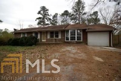 Covington Single Family Home Under Contract: 392 Henderson Mill Rd