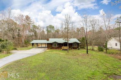 Tyrone Single Family Home Under Contract: 208 Thompson Rd