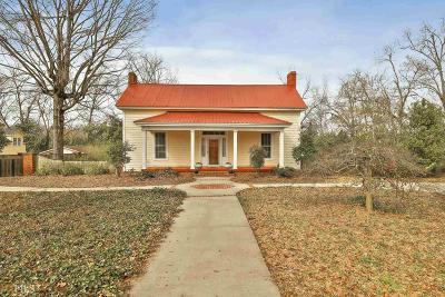 Senoia Single Family Home For Sale: 124 Baggarly Way