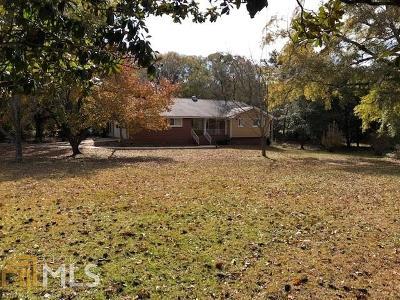 Jonesboro Single Family Home For Sale: 7262 Mt Zion Blvd