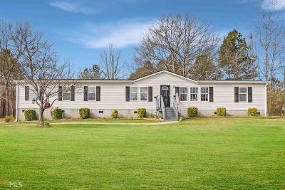 Jefferson Single Family Home Under Contract: 96 Trotters Ct