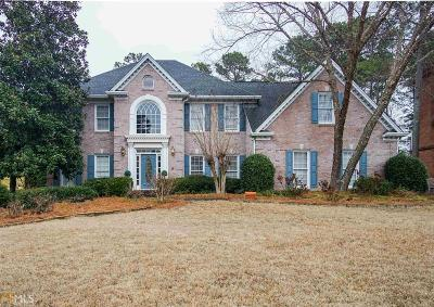 Snellville Single Family Home For Sale: 1420 Blyth Walk