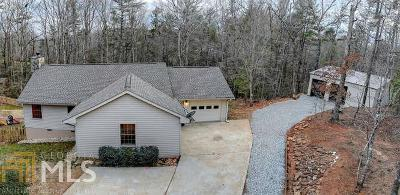 Clarkesville Single Family Home Under Contract: 6415 New Liberty Rd