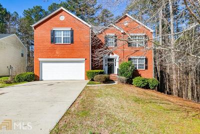 Kennesaw Single Family Home Under Contract: 451 Two Iron Trl