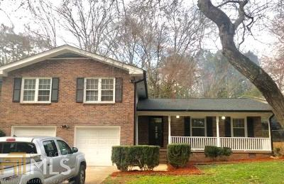 Clarkston Single Family Home Under Contract: 1128 Nielsen Dr Dr