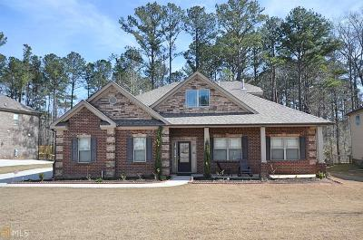 Conyers Single Family Home Under Contract: 3815 Stonecreek Cir