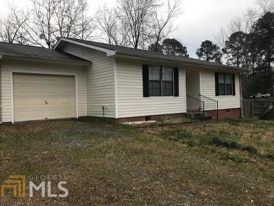Haddock, Milledgeville, Sparta Single Family Home For Sale: 111 Grimes Rd
