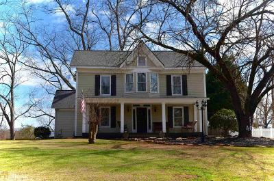 Banks County Single Family Home Under Contract: 40 Homer St