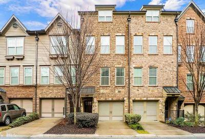 Atlanta Condo/Townhouse For Sale: 293 Goodson Way