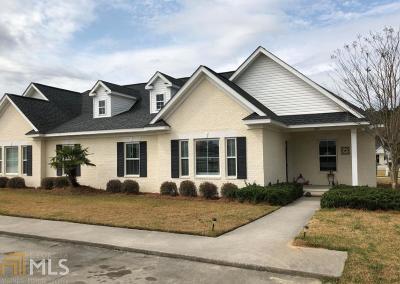Statesboro Condo/Townhouse For Sale: 225 Sawgrass Trl