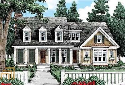 Alpharetta Single Family Home For Sale: 16375 Henderson Rd