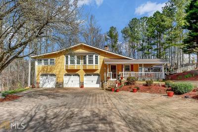 Dawson County Single Family Home For Sale: 416 Liberty Church Rd