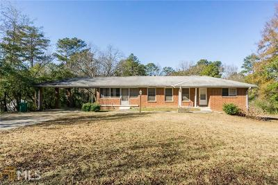 Lithonia Single Family Home For Sale: 4167 Klondike
