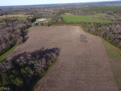 Madison Farm For Sale: 3491 Buckead Rd #30 acres