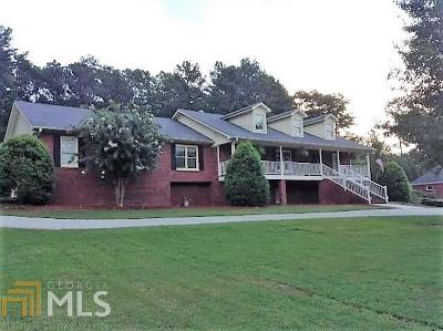Rockdale County Single Family Home For Sale: 1377 Humphries Rd