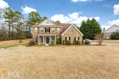 Covington Single Family Home For Sale: 25 Crossfire Dr