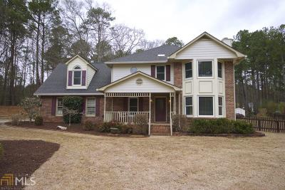 Fayetteville Single Family Home For Sale: 415 Windsor Dr