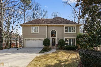 Dunwoody Single Family Home For Sale: 1723 Brandywine