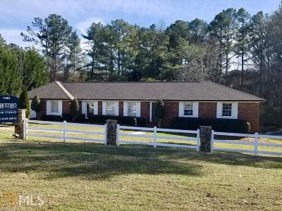 Roswell Commercial For Sale: 1480 Woodstock Rd