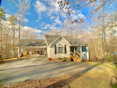Demorest Single Family Home Under Contract: 227 Copper Springs Rd