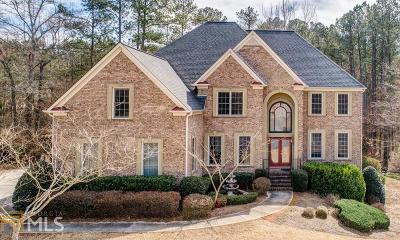 Acworth Single Family Home Back On Market: 2403 Huntington Park Dr