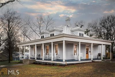 Franklin County Single Family Home Under Contract: 621 College St
