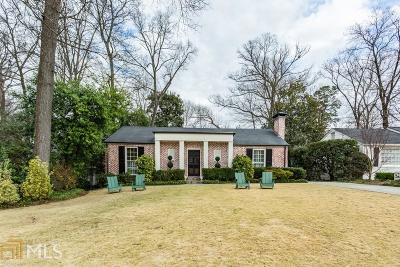 Collier Hills Single Family Home Under Contract: 1831 Colland Dr