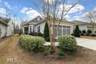Griffin Single Family Home For Sale: 136 Begonia Ct