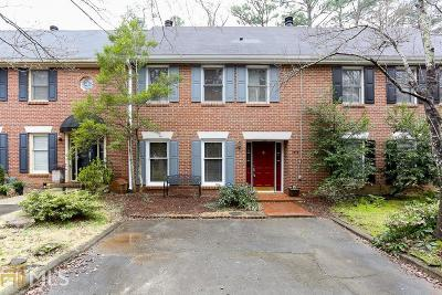 Morningside Condo/Townhouse For Sale: 1379 E Rock Springs