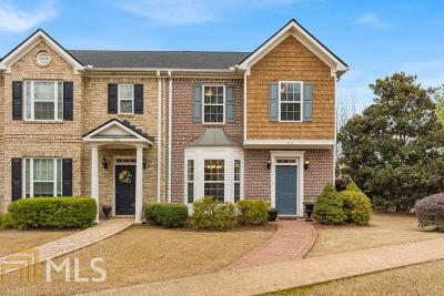 Kennesaw Condo/Townhouse Under Contract: 1658 Perserverence Hill Cir