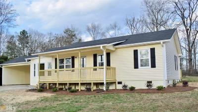 Demorest Single Family Home For Sale: 244 Mulkey Rd