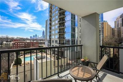 Condo/Townhouse Under Contract: 275 13th St #701