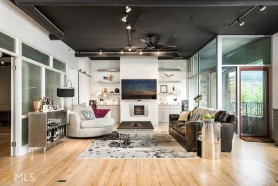 Midcity Lofts Condo/Townhouse Under Contract: 845 Spring St #227