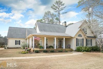 Covington Single Family Home Under Contract: 1754 Elks Club Rd