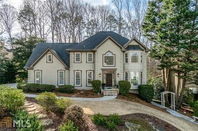 Single Family Home Under Contract: 5737 Fairley Hall Ct