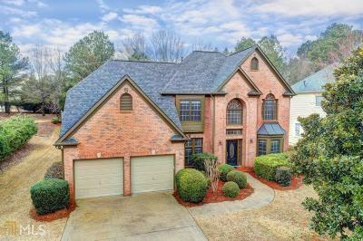 Suwanee Single Family Home For Sale: 455 Lahontan Pass