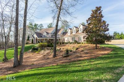 Alpharetta Single Family Home For Sale: 825 Liberty Grove Rd