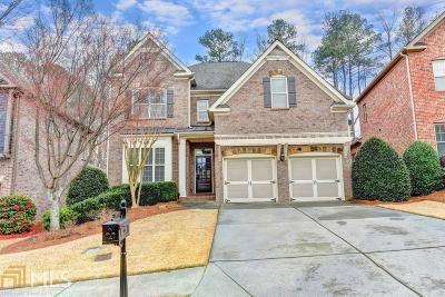Lawrenceville Single Family Home Under Contract: 1608 Legrand Cir