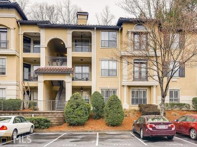 Peachtree Place Condo/Townhouse Under Contract: 3777 Peachtree Rd #717