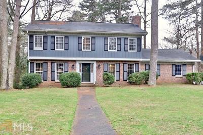 Stone Mountain Single Family Home For Sale: 4093 Carlisle Pl