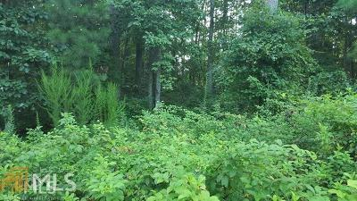 Villa Rica Residential Lots & Land For Sale: 3271 Greenhill
