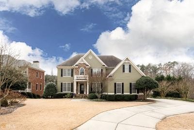 Kennesaw Single Family Home For Sale: 824 Morningwood Ln